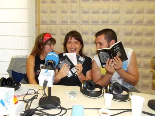 Chantarella Irreal, Judith Black y Karlos Viadel