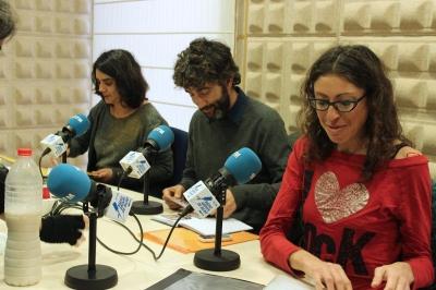 Danilo Facelli - Alba Tudela - Lourdes Folgarona (Distancies 2017)