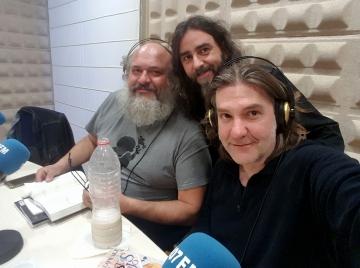 Felipe Zapico -Michel Sama - Esteve Bosch de Jaureguizar (Distancies 2017)