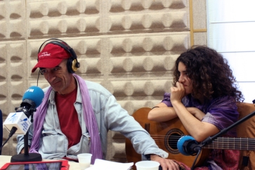 Iñaki C Nazabal y Petra Llopart (2017)