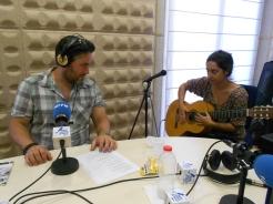 Jaume Muñoz y Marina Tomas